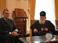Construction of Bulgarian Orthodox church in Bucharest to soon begin