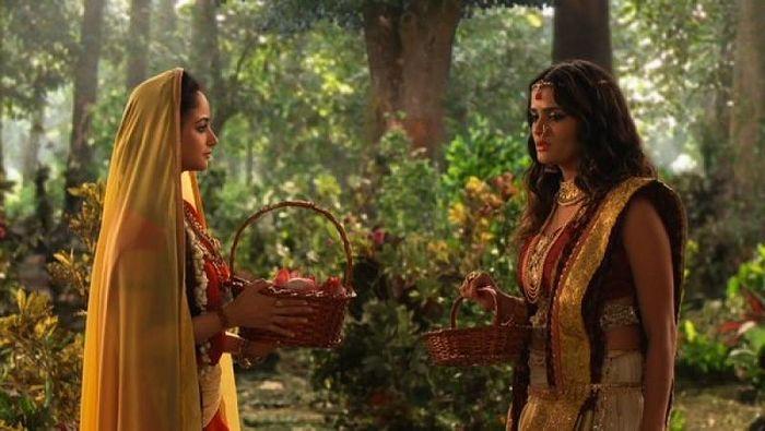 Фото: кадр из сериала «Сита и Рама»