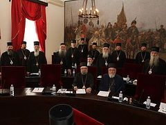 Serbian Church rejects Constantinople's rehabilitation of Ukrainian schismatics