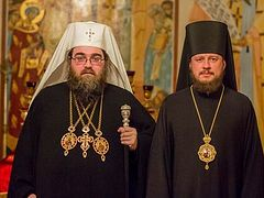 """We prayerfully support the Ukrainian Church headed by Met. Onuphry""—Met. Rastislav of Czech Lands and Slovakia"