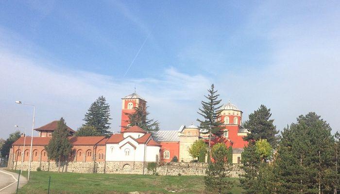 Жичский монастырь