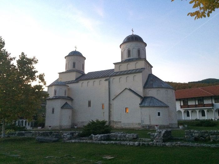 Милешевский монастырь