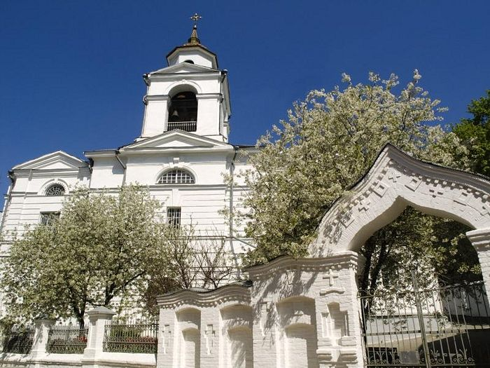 The Church of the Exaltation of the Holy Cross . www.videnovum.com/.