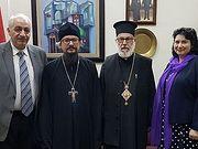 Российские врачи прибыли в Дамаск с гуманитарной миссией