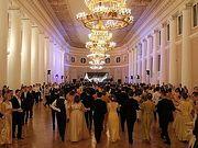 В Санкт-Петербурге прошел Покровский студенческий бал