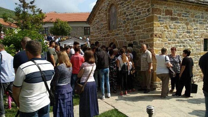 Слава у Манастиру Светих Козме и Дамјана у Зочишту