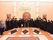 Делегация игуменов и игумений Московского Патриархата посетила Египет
