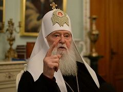 "Any plans excluding Philaret are doomed to failure, says ""Kiev Patriarchate"" speaker"