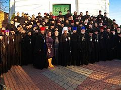Dioceses of Izium and Crimea join those supporting canonical status and primate of Ukrainian Church