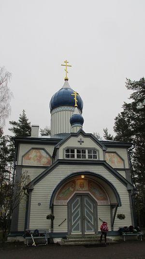 Храм Иоанна Предтечи в Таллине