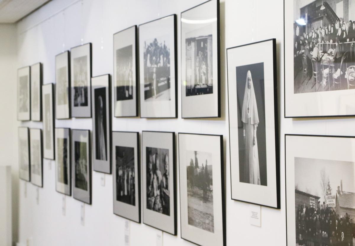 Презентация выставки «Милосердие в годы Первой мировой войны» прошла в Берлине