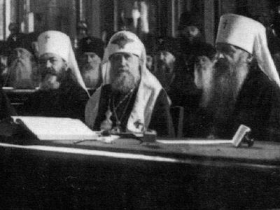 Сколько было противников восстановления патриаршества на Поместном Соборе 1917–1918 гг.?