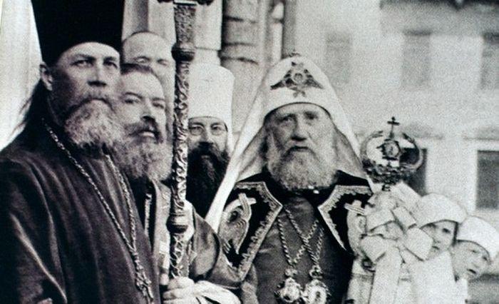 Holy Patriarch Tikhon