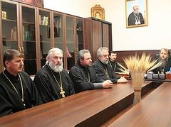 Diocese of Nova Kakhovka declares support for canonical Ukrainian Church