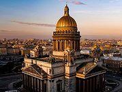 Православным символом Санкт-Петербурга стал Исаакиевский собор