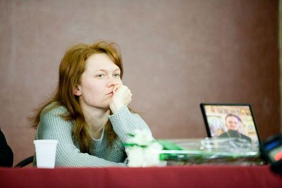 Matushka Julia Sysoeva