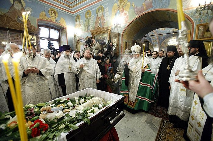 Photo: Photo: Press Service of the Patriarch of Moscow and All Russia