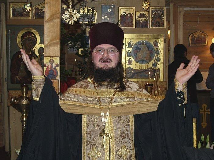 Fr. Daniel Sysoev. Photo: RIA-Novosti