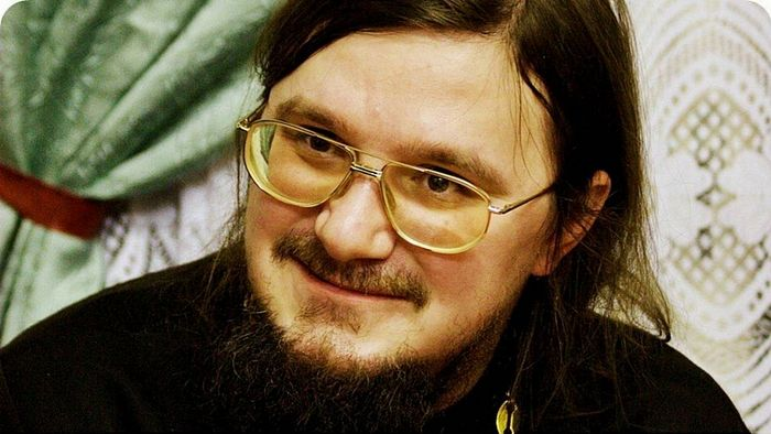 Fr. Daniel Sysoev. Photo: YouTube