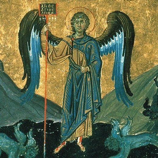 Homily on the Synaxis of the Archangel Michael