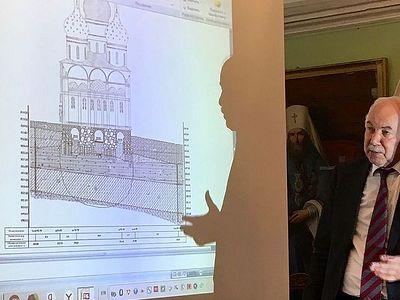 Епархиальные древлехранители приняли участие в международном симпозиуме «Природные условия строительства и сохранения храмов православной Руси»