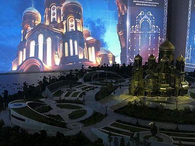 В Венеции состоялось открытие выставки«Современная русская церковная архитектура»