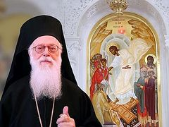 Abp. Anastasios of Albania: Constantinople's actions in Ukraine threaten to rupture Orthodox unity