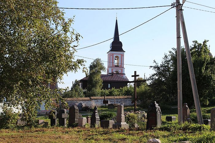 Спасо-Преображенский мужской монастырь. Белевская епархия