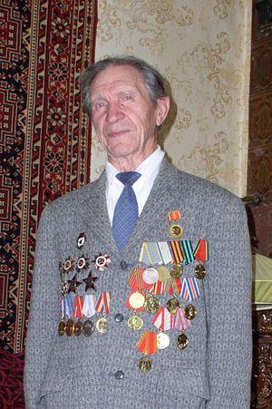 Александр Иванович Смирнов
