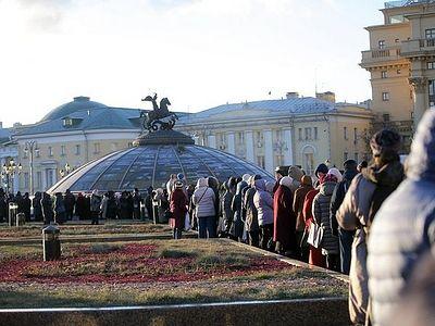 Свыше 250 тысяч человек посетили выставку «Сокровища музеев России» в «Манеже»
