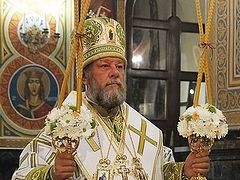 Head of Moldovan Church writes to Poroshenko about persecutions against Pochaev Lavra