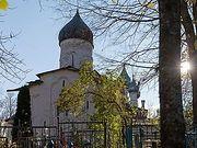 В церкви Успения Богородицы в Мелётове завершен первый этап реставрационных работ