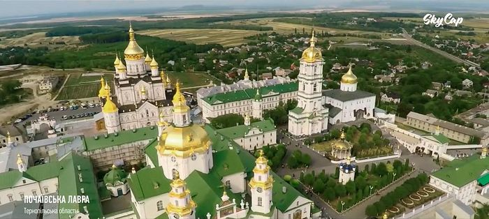 Pochaev Lavra today