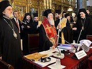 Константинополь подготовил проект устава церкви Украины