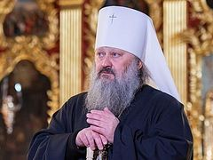 Abbot of Kiev Caves explains situation with inventory of sacred objects