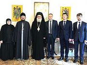 Антиохийская Церковь получила из России помощь для восстановления разрушенных во время войны в Сирии храмов