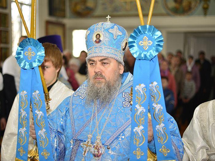 Епископ Георгиевский и Прасковейский Гедеон (Губка)