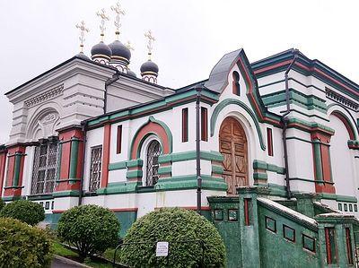 В Москве отреставрировали храмы Рождественского монастыря