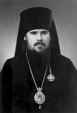 Епископ Таллинский и Эстонский Алексий (Ридигер)