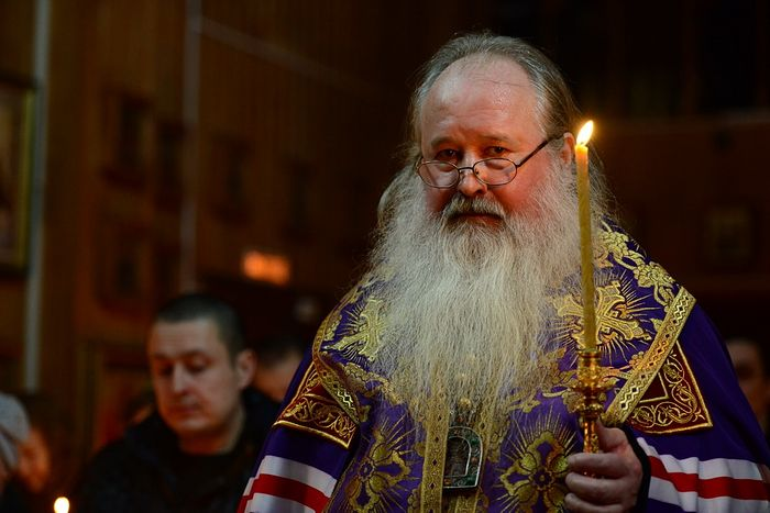 Archbishop Tikhon (Dorovskikh). Photo by Pravosakh.Ru