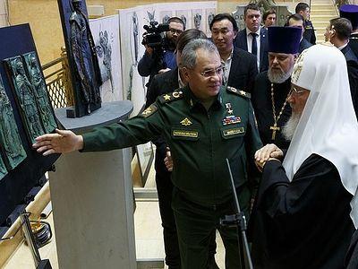 Состоялось заседание художественного совета по строительству главного храма Вооруженных сил России