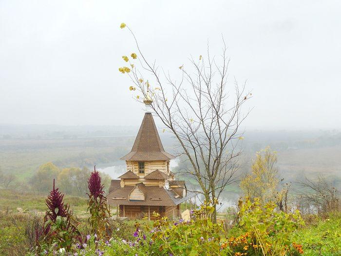Святой источник Гремячева монастыря