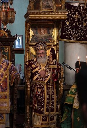 'Man receives more in Christ than he lost in Adam.' - His Eminence Archbishop Damianos of Sinai. http://orthochristian.com/67565.html