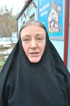 Инокиня Наталья (Жуковская)