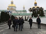 Кременецко-Почаевский заповедник провел в Почаевской Лавре ревизию «экспонатов»