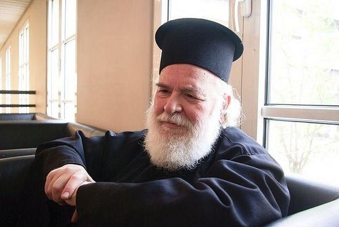 Протопресвитер Георгий Металлинос.