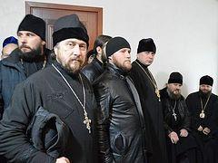 Ukraine accuses Orthodox priests of treason