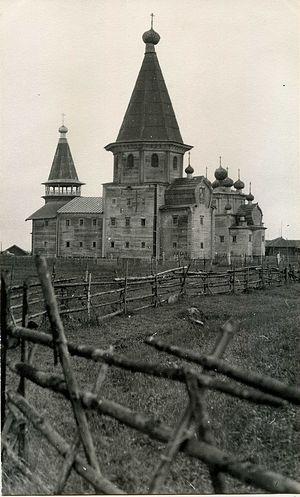 Ансамбль церквей с. Лядины