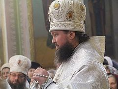 "State searches of churches, priests' homes are ""unpleasant, incomprehensible, painful for the faithful""—Met. of Zhytomyr"