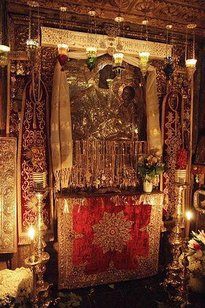 Икона Пресвятой Богородицы «Скоропослушница». Фото: Виталий Кислов